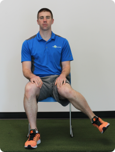 Hip Internal Rotation Test