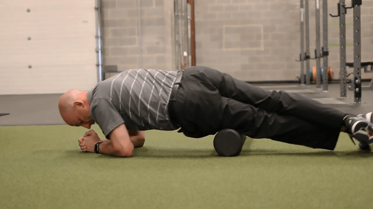 quad activation exercise