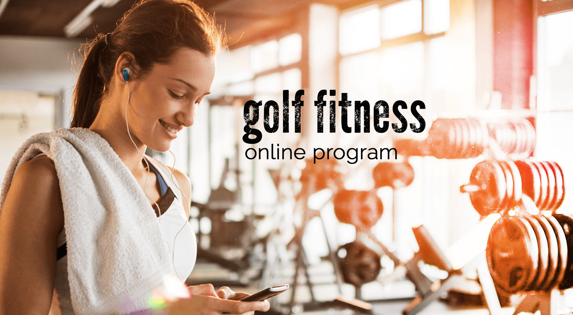 Virtual Golf Fitness Training – You're Joking Right?